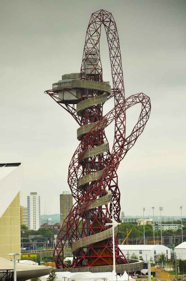 The Orbit, a 2012 Olympic Games Icon