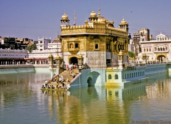 Sikh Golden Temple, Amritsar, India