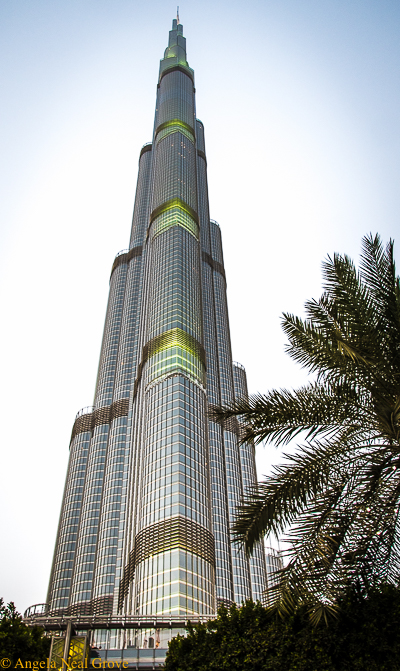 Dateline Dubai, The world's tallest building