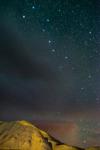 Death Valley Stargazing