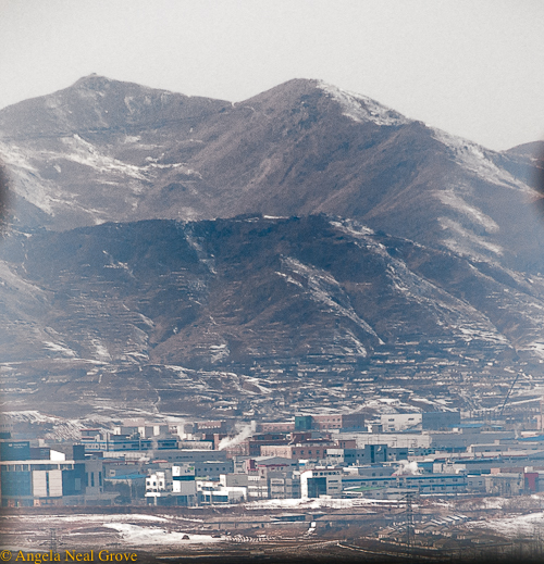Korea's DMZ Through My Lens: View of North Korean from the Dora Observatory at the DMZ