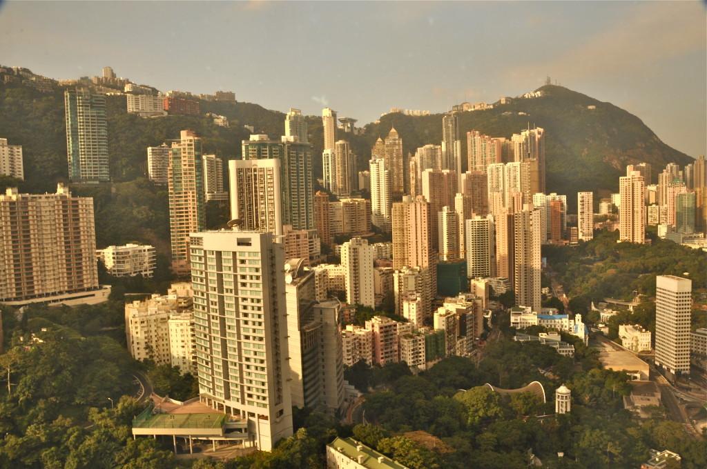 Hong Kong Notebook