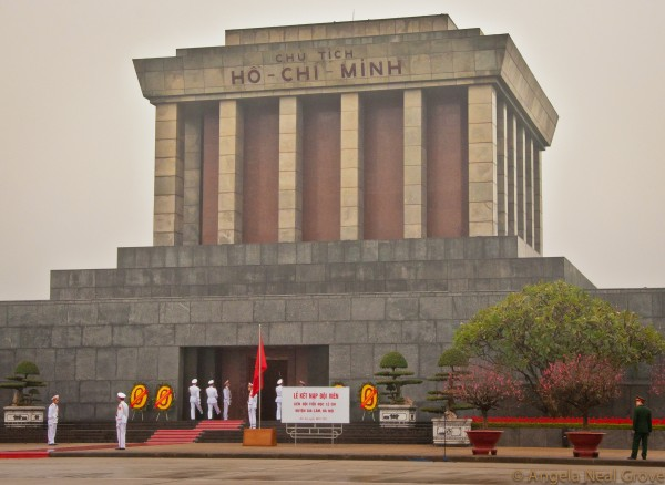 Hanoi: A Day with Uncle Ho