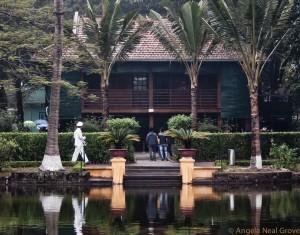 Ho Chi Minh stilt house, Hanoi