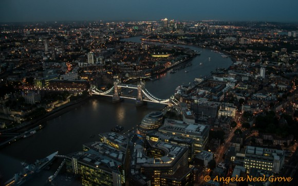 The Shard and London's Changing Skyline