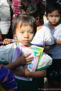 School in Burma