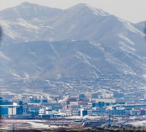 Photo of North Korea, cold and hostile. Photo: Angela Neal Grove