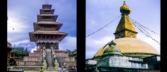 Katmandu Quake Triggers Memories