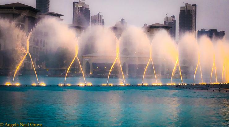 Dateline Dubai, What's New